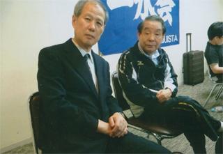 山口敏夫さんも聞きに行きました 山口敏夫さんも聞きに行きました この時もオウムの話が中心になった